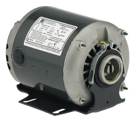 Carbonator Pump Motor Close Coupled Resilient Mount