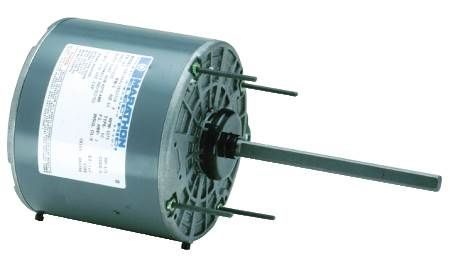 Condenser Fan Motor Horizontal or Vertical Shaft Up Application
