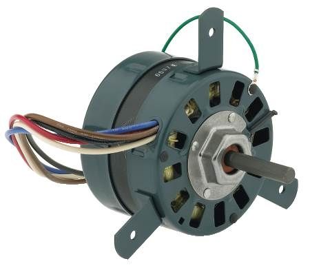 Direct Replacement for Amana-Trane Thru-The-Wall Unit Motor
