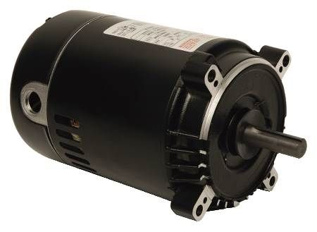 Jet Pump Motor C-Face, Not a suitable replacement for swim pool pump motors