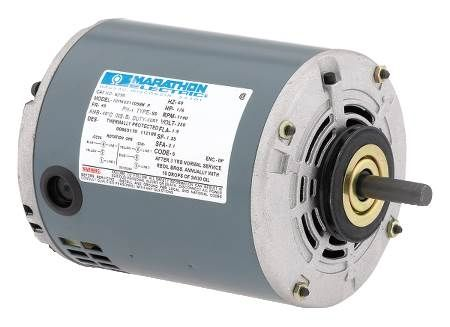 "48 Frame ""Beater"" Motor Replacement Motors for Cornelius and Taylor Brand Slurpee Machines"