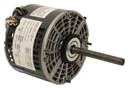 Single-Speed Blower Motor Replacement for Shaded Pole Motors, Energy Efficient PSC Design