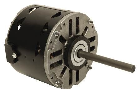 Single- and 3-Speed Blower Motors Replacements for Shaded Pole Motors, Energy Efficient PSC Design Internally Mounted Capacitor Included