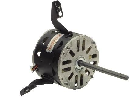 "Flex Mount Direct Drive Motors Fits 9"" or 10"" Diameter Mounting, PSC, 3- and 4-Speed"