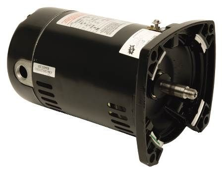 Square Flange Pool and Spa Pump Motor