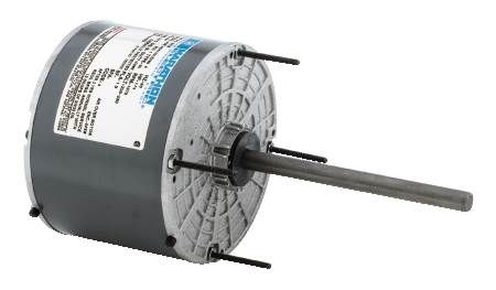 Standard-Duty Condenser Fan Motor Horizontal or Vertical Shaft Up Applications