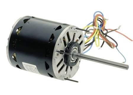 3-Speed Direct Drive Motors 48 Frame Permanent Split Capacitor