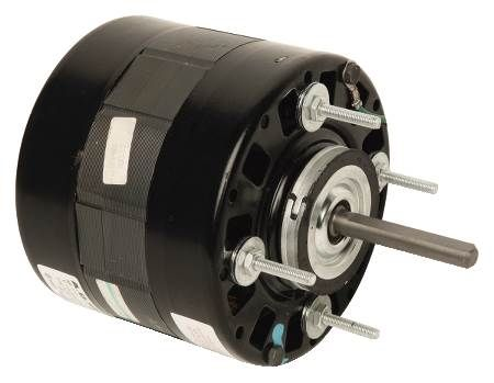 Open Ventilated Refrigeration Replacement Motors