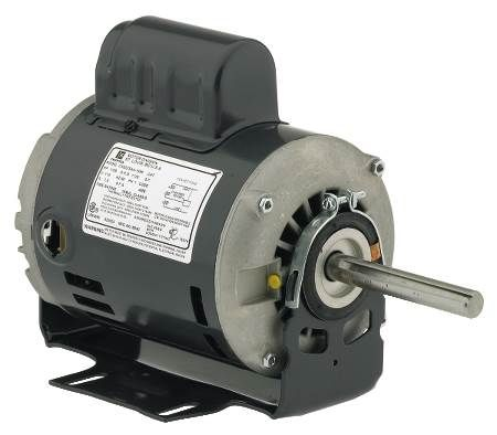 Direct Replacement Motor for Cissel Dryers For Commercial Gas and Electric Clothes Dryers