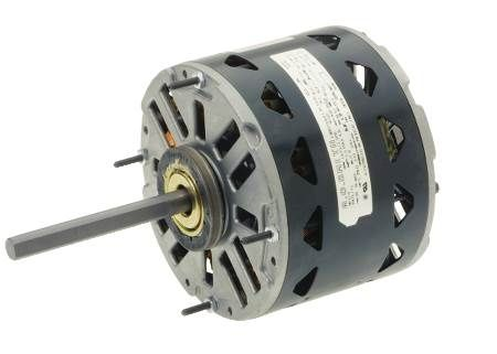 3-Speed Direct Drive Blower Motor Reversible, PSC
