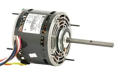 3-Speed Blower Motor 48 Frame Permanent Split Capacitor