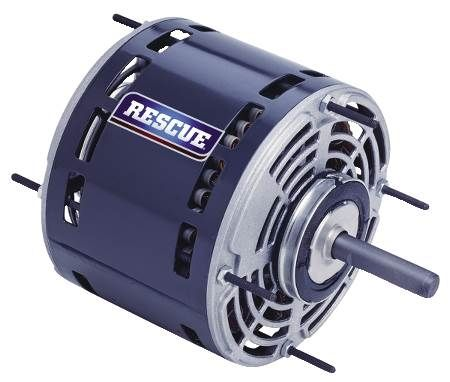 RESCUE® Direct Drive Blower Motor Permanent Split Capacitor