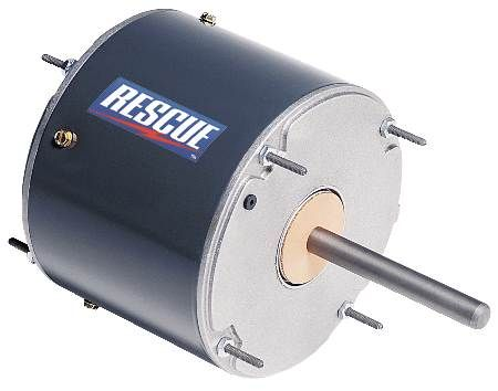 RESCUE® Series Condenser Fan Motor