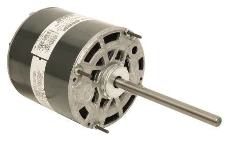 460V 2-Speed Blower Motor Single Shaft, PSC