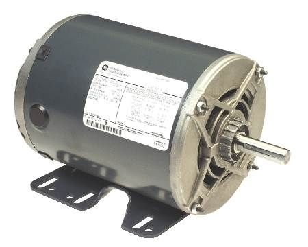 Cissell Mfg. Three-Phase Motor