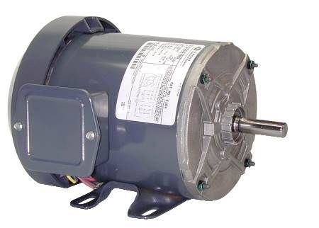 Greenheck Totally Enclosed Fan Cooled Motor