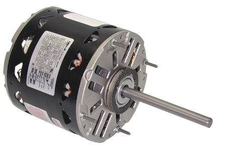 Multi-horsepower Replacement Motor Direct Drive Fan & Blower