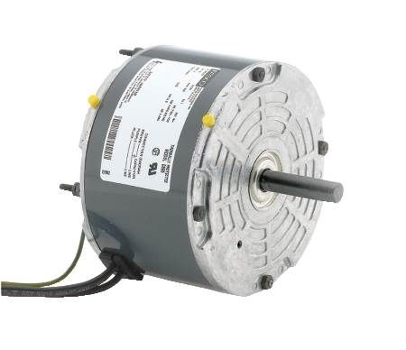 Direct Drive Blower Motor Permanent Split Capacitor, Single Shaft