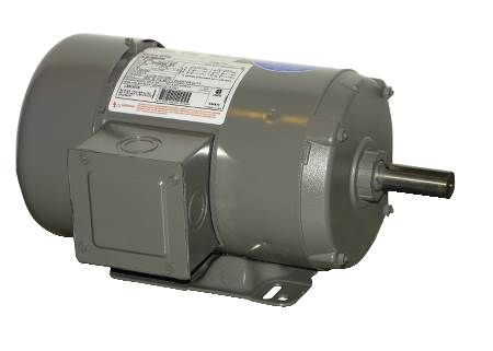 Three-Phase TEFC Motors, NEMA Premium Efficiency Motors E-Plus® 3 Totally Enclosed Fan Cooled