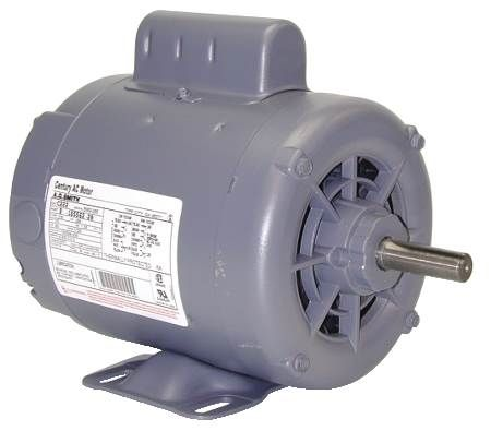 Rigid Base Capacitor Start General Purpose Motor