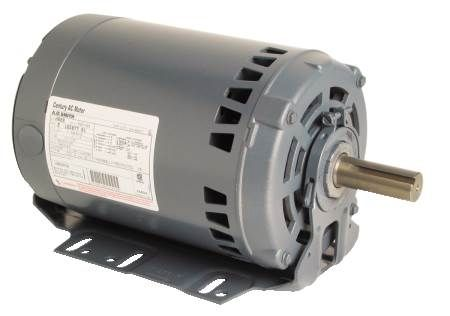 Three-Phase, Resilient Base, General Purpose Motor