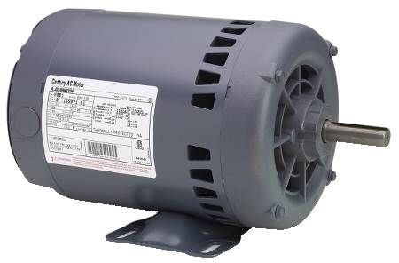 3 Phase General Purpose Motor Open Dripproof, Rigid Base