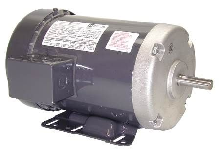 General Purpose 3-Phase TEFC Motor