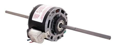 3-Speed Fan Coil Dual Blower Wheel Motors
