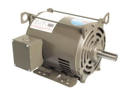 Premium Efficiency Motor Three-Phase, Open Dripproof