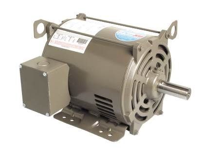 Premium Efficiency Motor Three-Phase, Open Dripproof | Tuggl