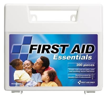 201-Piece All-Purpose First Aid Kit