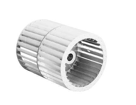 Direct Drive Double Inlet Blower Wheel