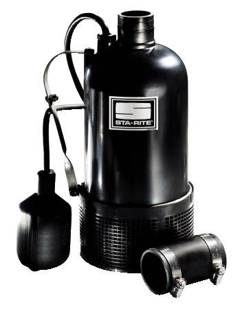 High Capacity Submersible Sump Pump