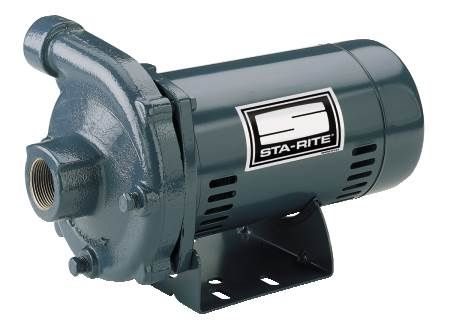 High Head Centrifugal Pump General Purpose Centrifugal Pumps For Homes, Farms and Industry
