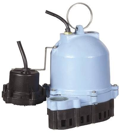 Energy-Saving Sump/Effluent Pump