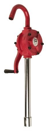 Hand Rotary Drum Pump Complies with OSHA Requirements