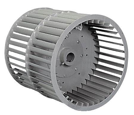 Belt Drive Double Inlet Commercial Blower Wheel