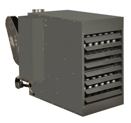 Gas-Fired Unit Heater Blower Type