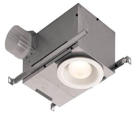 Recessed Fan And Light