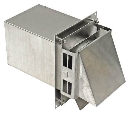 VH1-4 Side Wall Vent Hood