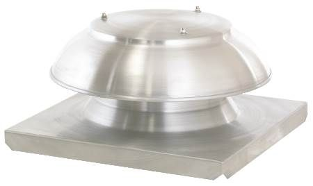 Axial Downblast Direct Drive Ventilator, 12""