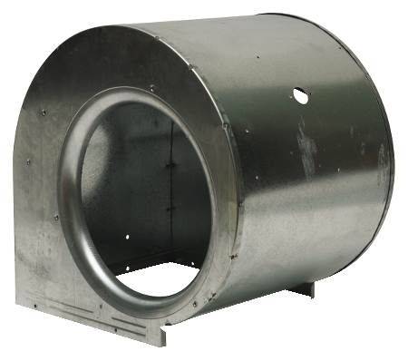Blower shell assembly