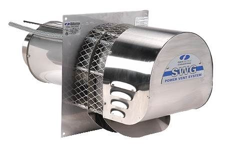SWG Power Venter - Outdoor Mounted Power Venter for Oil & Gas