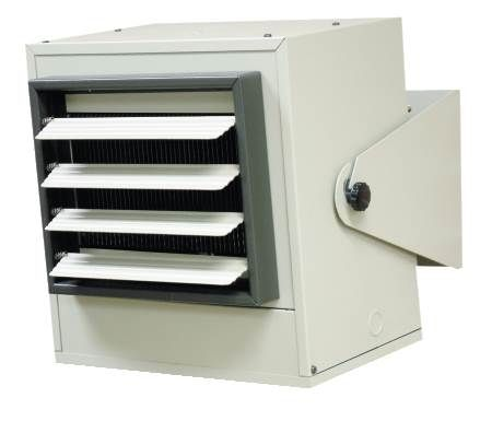 Raywall Multi-Wattage Unit Heater One Heater — Eight Wattage/Voltage Combinations