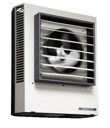 Raywall 5100 Series Heavy-Duty Unit Heater Electric, Forced Air