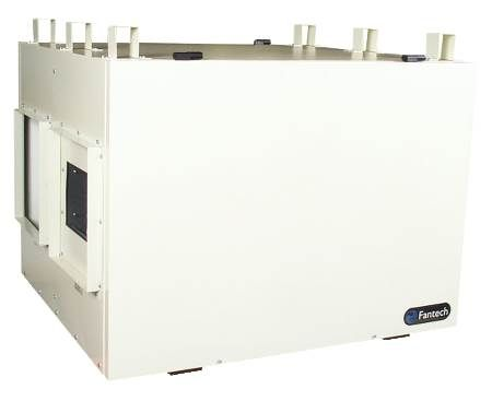 Commercial Heat Recovery Ventilators
