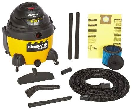 16 Gallon Industrial Wet/Dry Vacuum