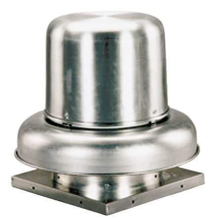 Belt Drive Downblast Roof Ventilator