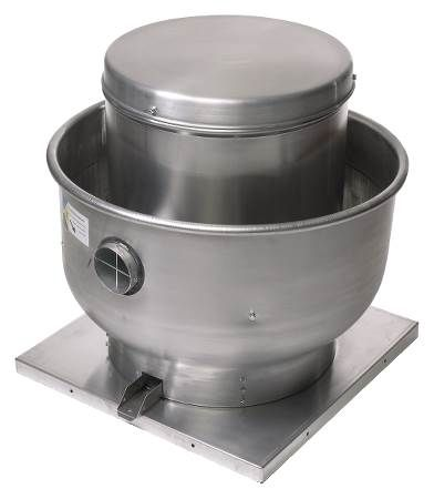 Belt Drive Upblast Roof Ventilator