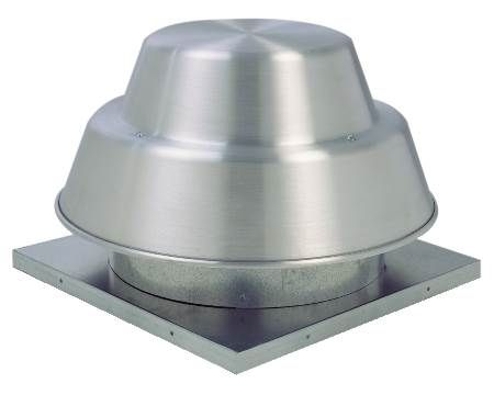 Centrifugal Direct Drive Downblast Exhaust Ventilators